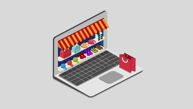 فروشگاه اینترنتی ۴ دیواری
