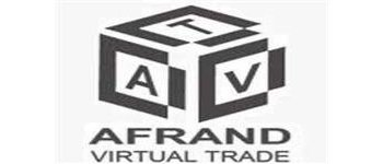لوگوی  عصر تجارت مجازی افرند