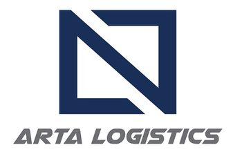لوگوی شرکت حمل و نقل بین المللی آرتا لجستیک