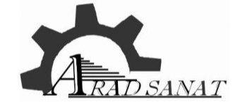 شرکت فنی مهندسی آراد صنعت یزد