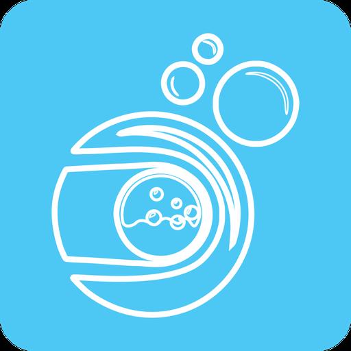 لوگوی حباب