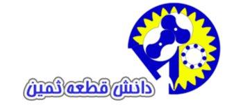 لوگوی شرکت دانش قطعه ثمین