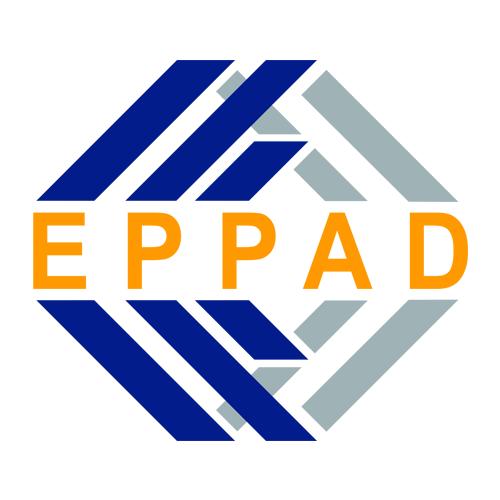 لوگوی ایده پردازان پاسارگاد (ایپاد)