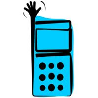 لوگوی موبایل کمک