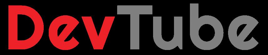 لوگوی DevTube