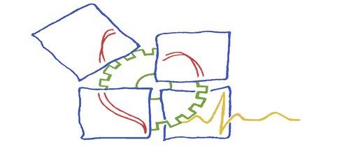 لوگوی  الکترومد پرشین توس
