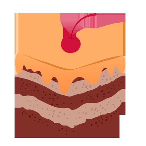 لوگوی کیک ساز