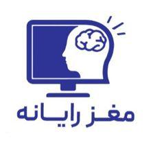 لوگوی مغز رایانه