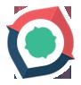 لوگوی مسیریاب نشان