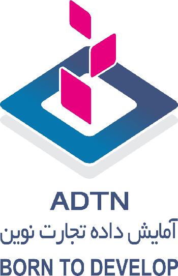 لوگوی آمایش داده تجارت نوین