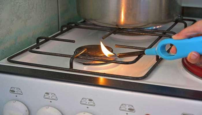 چرا اجاق گاز جرقه نمی زند؟ تعمیر فندک اجاق گاز