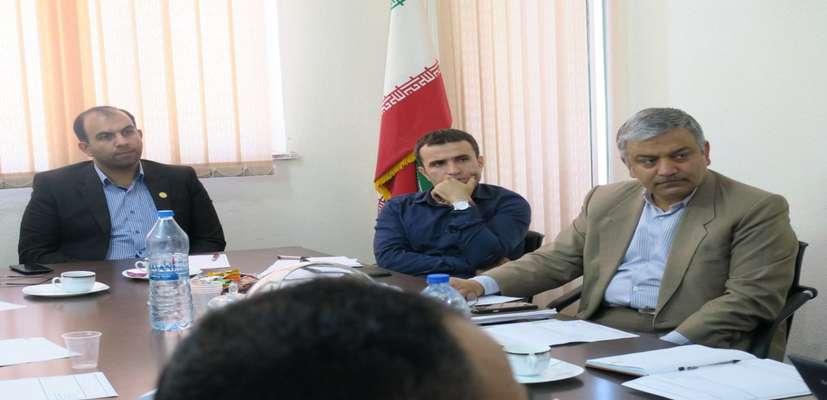 دومین جلسه شورای مرکز رشد واحدهای فناور شرق گلستان برگزار شد