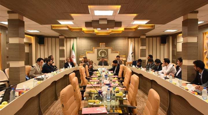 هفتمین نشست مدیران حقوقی مراکز آموزش عالی منطقه ۹ کشور