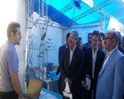 مرکز رشد نوشهر به نمایندگی از پارک علم و فناوری مازندران در نمایشگاه روز دریای خزر شرکت نمود