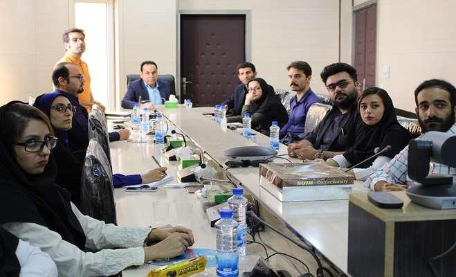 برگزاری چهل و دومین جلسه شورای فناوری مرکز رشد واحد های فناور شهرستان خرم آباد