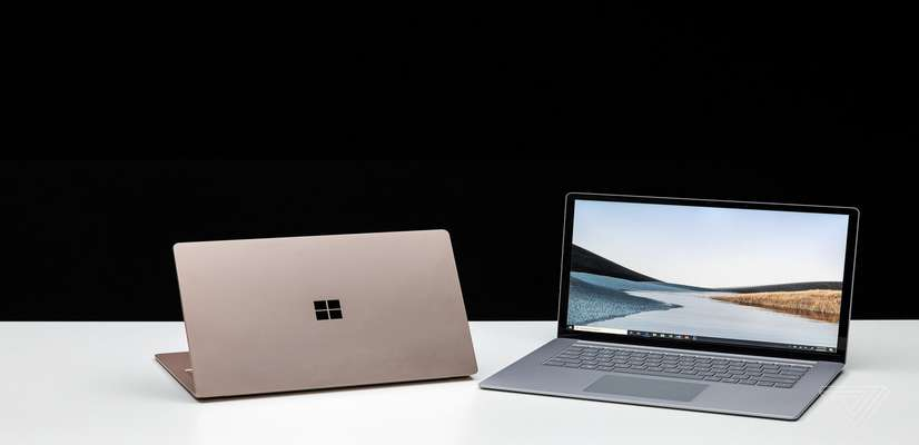 معرفی محصولات جدید سرفیس مایکروسافت