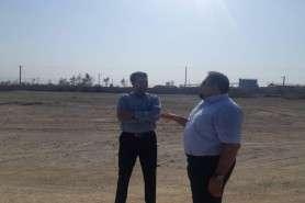بازدید از پروژه سرمایه گذاری خطر پذیر صندوق پژوهش و فناوری استان یزد