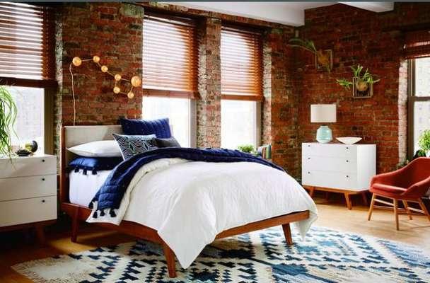 مدل پرده های جدید اتاق خواب ، ایده هایی برای پوشش انواع پنجره!