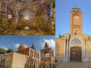 مهمترین جاذبه های گردشگری اصفهان