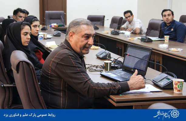 گزارش تصویری دومین جلسه آموزشی تسهیلات بانکی و قراردادهای مربوطه