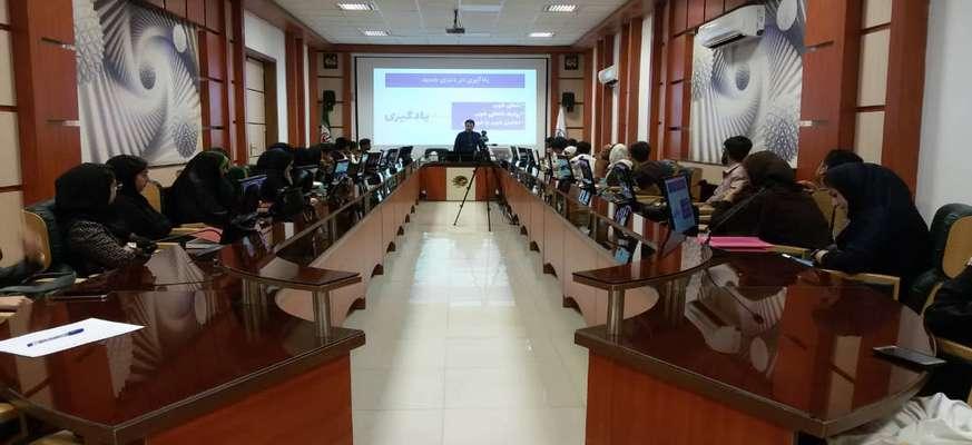 برگزاری سی و سومین دوره طرح توانا در پارک علم و فناوری سیستان و بلوچستان