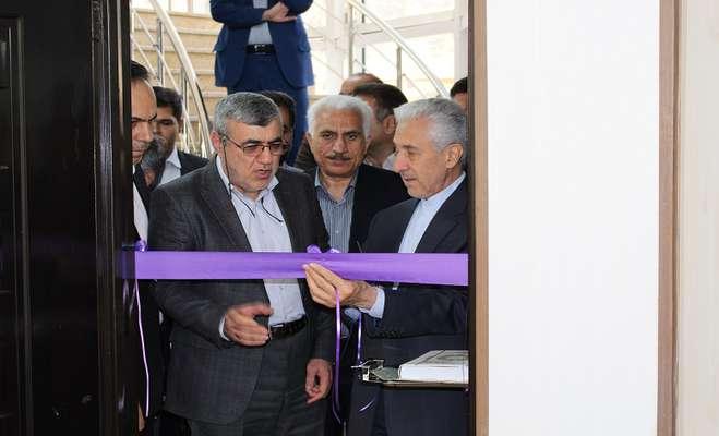 افتتاح صندوق غیر دولتی پژوهش و فناوری نوآوران افلاک توسط مقام عالی وزارت عتف