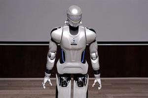 ربات انساننمای سورنا ۴ نماد پیشرفت ایران در حوزه رباتیک