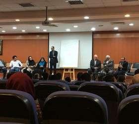 رویداد آسانسور فضایی دیجیکالانکست در دانشگاه امیرکبیر برگزار شد