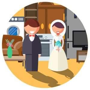بیمه ازدواج و جهیزیه | پوشش ها و حق بیمه، بیمه ازدواج و جهیزیه