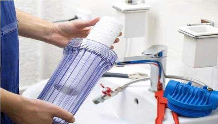 راهنمای عیب یابی دستگاه تصفیه آب خانگی