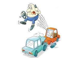 آشنایی با قانون ۵۰-۵۰ در تصادفات