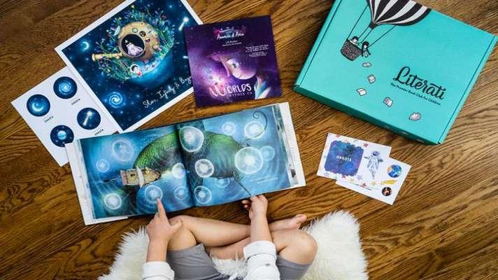 استارتاپی که میخواهد تبلت را از فرزندانتان بگیرد و کتاب را جایگزینش کند