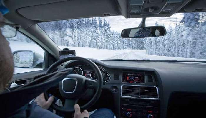 علت گرمای کم بخاری ماشین در زمستان چیست؟