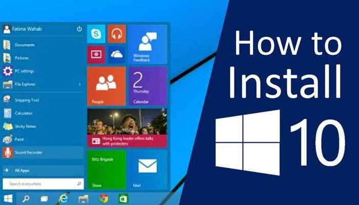 ۵ کار ضروری بعد از نصب ویندوز ۱۰که حتما باید انجام دهید!