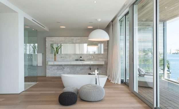 طراحی سرویس بهداشتی لوکس ، ۹ ایده برای داشتن یک فضای چشمگیر!
