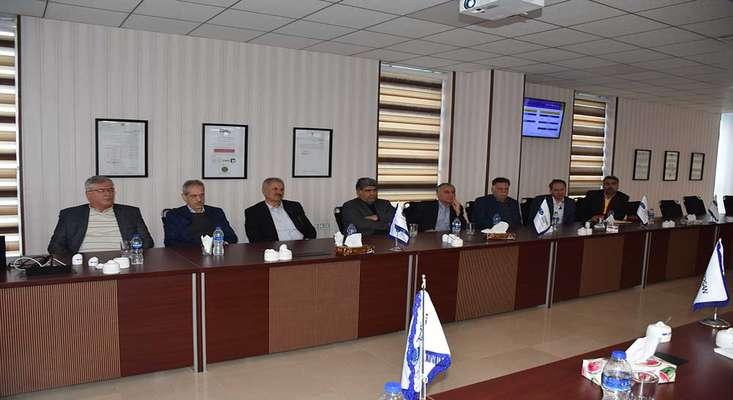 مدیران ارشد بانک سرمایه از سایت تولید شرکت توسنتکنو بازدید کردند