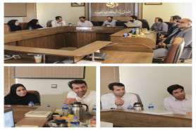 نشست مشترک صندوق پژوهش و فناوری یزد با صندوق پژوهش و فناوری نوین