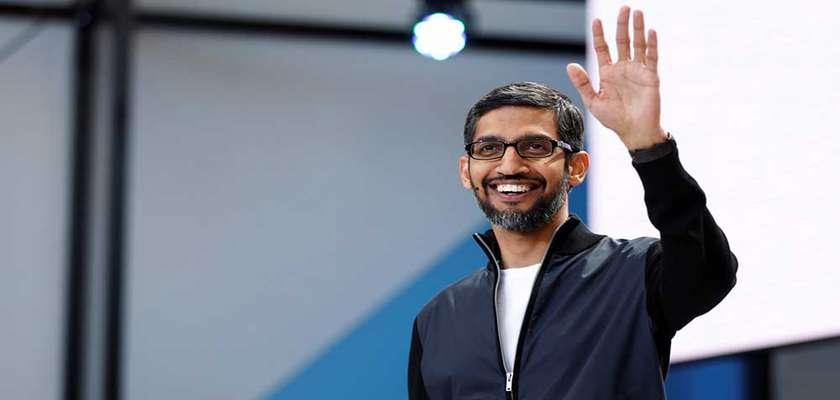 ساندار پیچای، مدیرعامل گوگل، بهعنوان مدیرعامل آلفابت نیز انتخاب شد