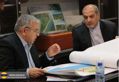 پژوهش های مهم علمی در پارک زیست فناوری خلیج فارس قشم/ تولید دارو، غذا و انرژی از ظرفیت های نهفته در دریا