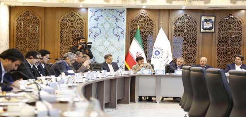 نقش سککوک در بهبود فضای کسبوکار و کاهش هزینههای تولید / در نشست فعالان اقتصادی اصفهان مطرح شد