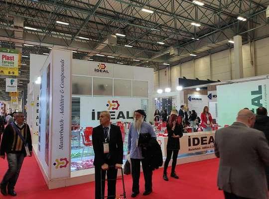 حضور فعال شرکت های ایرانی در نمایشگاه پلاست استانبول