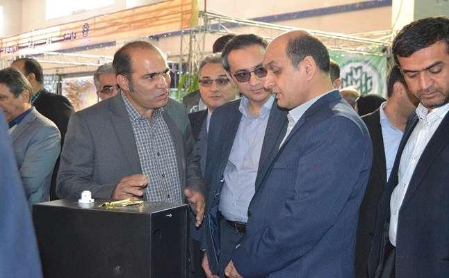 بیستمین نمایشگاه دستاوردهای پژوهش، فناوری و فنبازار استان گلستان افتتاح شد