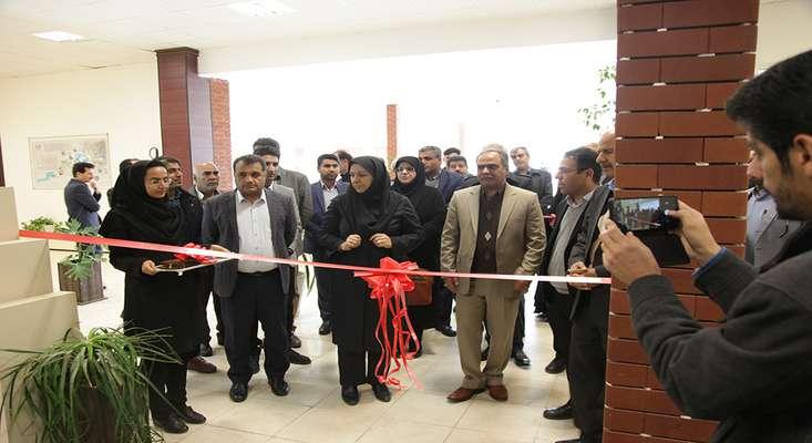 آغاز به کار نمایشگاه دستاوردهای پژوهش، فناوری و فن بازار در پارک علم و فناوری سیستان و بلوچستان