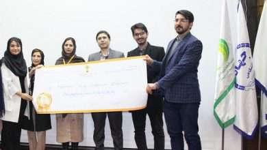 کسب مقام اول رویداد استارتاپ ویکند زخم و ترمیم توسط دانشجوی پزشکی دانشگاه ایران
