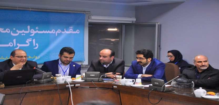 دورهمی شرکت های علم و فناوری خراسان برگزار شد