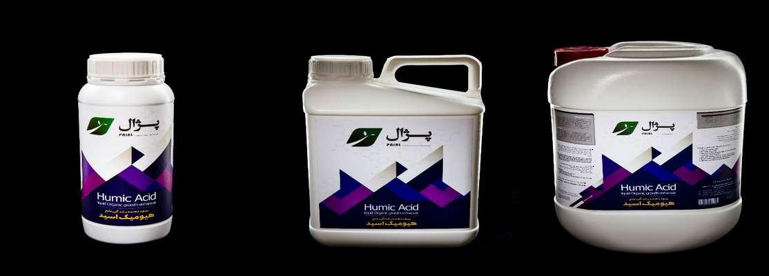 """کسب عنوان دانش بنیان نوپا نوع ۲ برای محصول """"بهبود دهنده رشد آلی هیومیک اسید مایع"""""""
