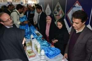 در آیین افتتاحیه نمایشگاه هفته پژوهش در چهارمحال و بختیاری از۶  محصول فناورانه رونمایی شد.