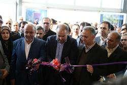 بازدید مسئولان استانی بیستمین نمایشگاه دستاوردهای پژوهش و فناوری و پنجمین فن بازار استان مازندران