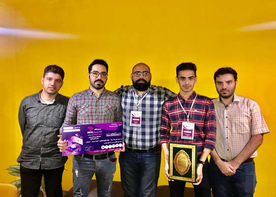 کسب مقام اول توسط استارت آپ سالومبا از دزفول در نمایشگاه الکامپ ۲۰۱۹ خوزستان
