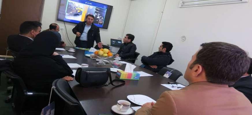 برگزاری سومین جلسه شورای مرکز رشد واحدهای فناور شرق گلستان